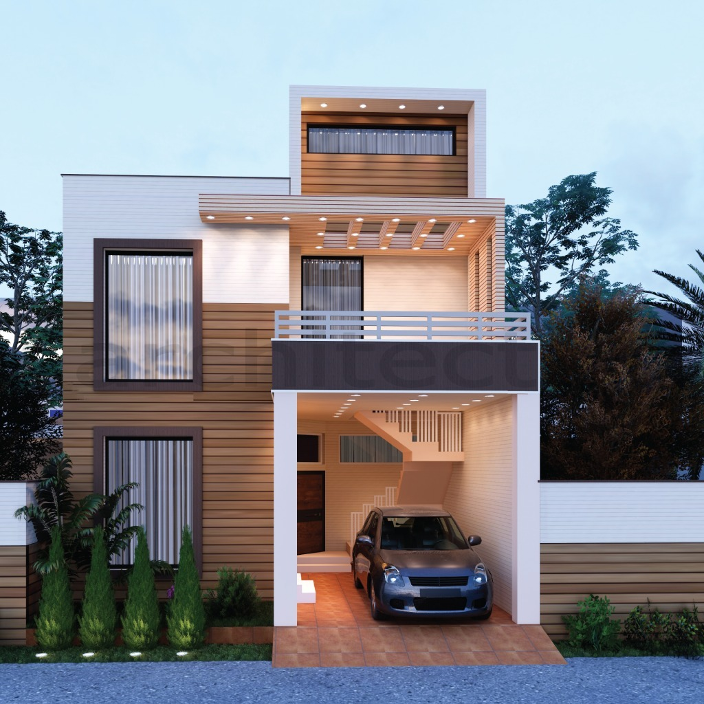 home architecture view